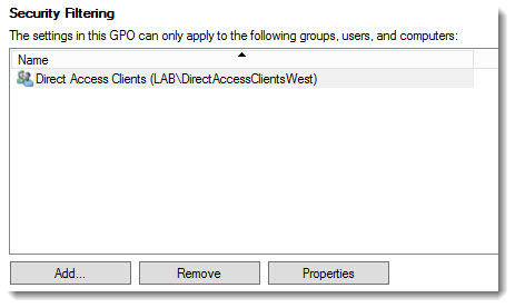 DirectAccess KB2862152 Implementation Guidance