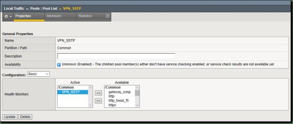 Always On VPN SSTP Load Balancing with F5 BIG-IP