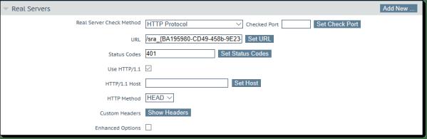 Always On VPN SSTP Load Balancing with Kemp LoadMaster
