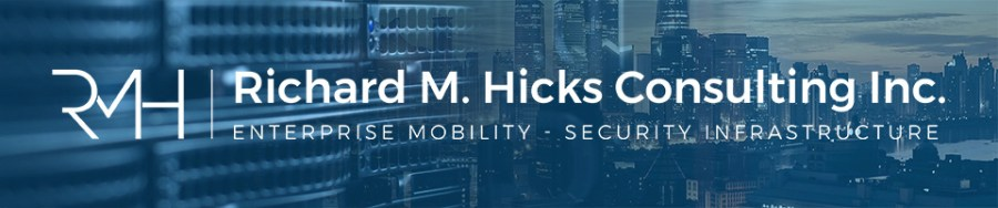 Richard M. Hicks Consulting, Inc.