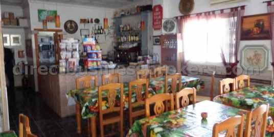 Family Run Bar-Restaurant In Popular Tourist Area