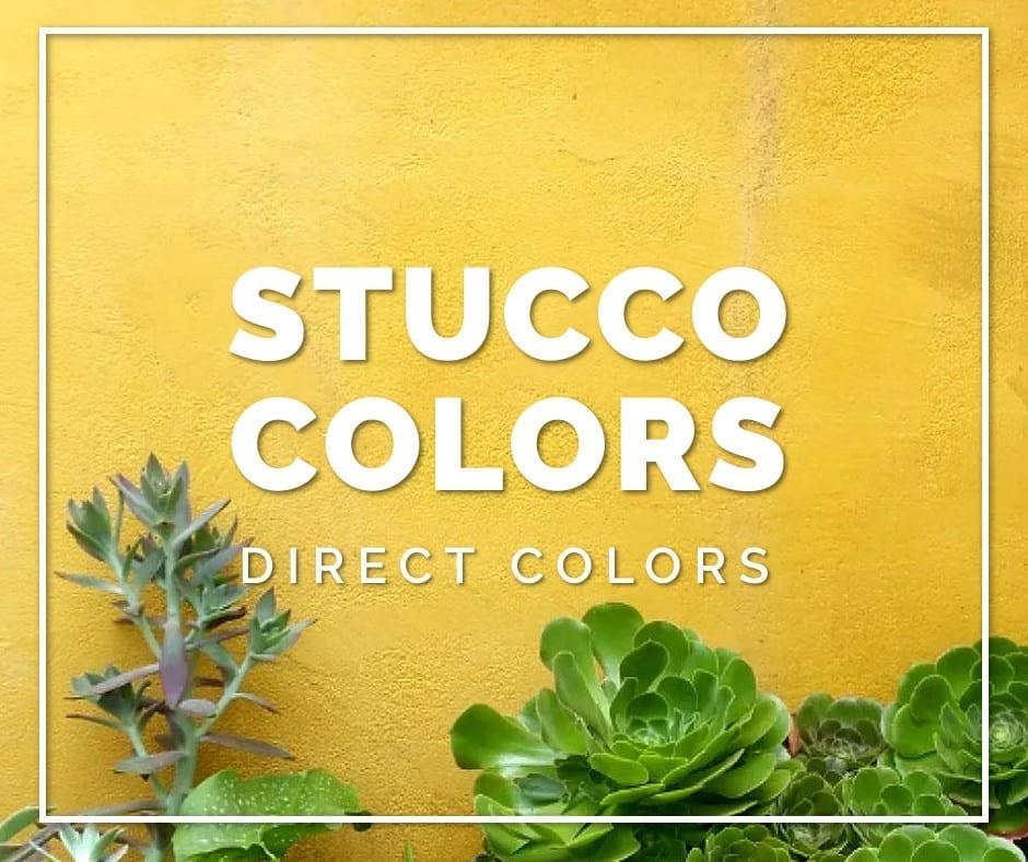 Stucco Colors