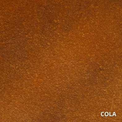 Cola Concrete Acid Stain Swatch