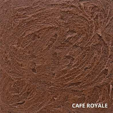 Antiquing Concrete Stain - CAFE ROYALE