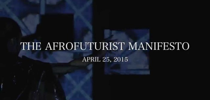 Afrofuturist Manifesto directed by Emily Eaglin