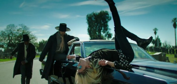 The Kills - Doing It To Death directed by Wendy Morgan