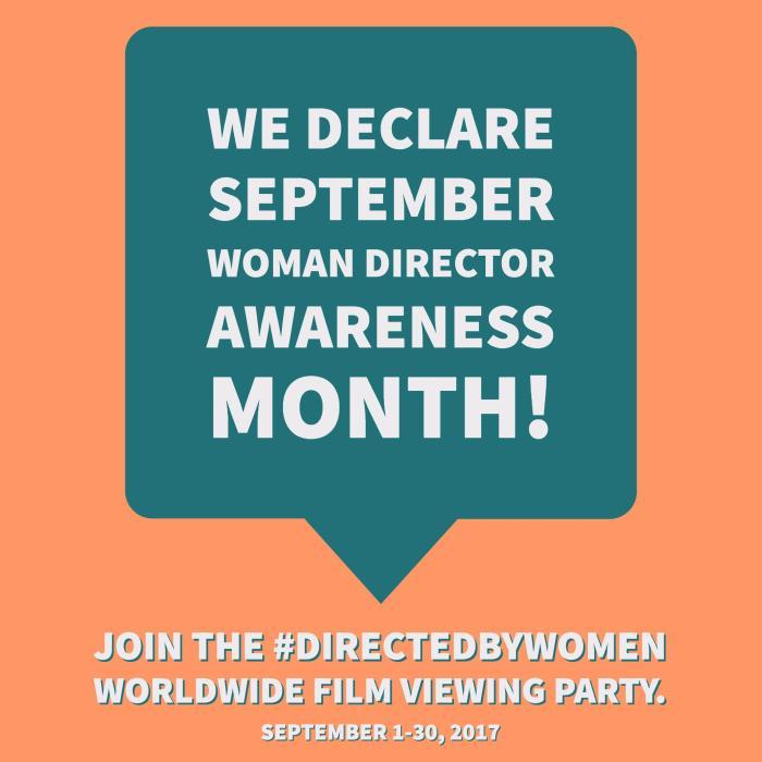 Woman Director Awareness Month