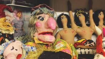 Still from The Puppet Lady
