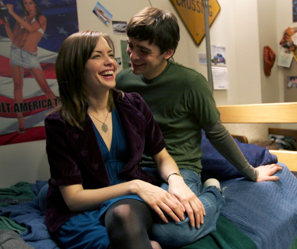 Christine Ryndak and Vincent Piazza in Surviving Me: The 9 Circles of Sophie