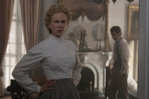 Nicole Kidman and Colin Farrell in The Beguiled