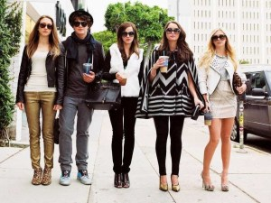 Still image from The Bling Ring