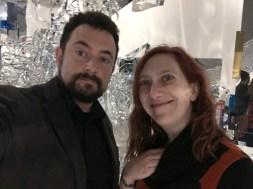 Jeremy Bessoff and Kate Raney