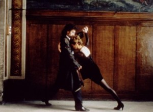 Still image from The Tango Lesson