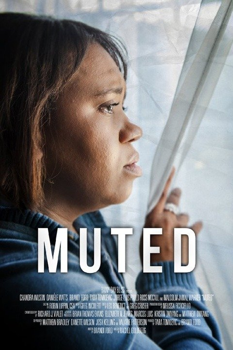 MUTED poster