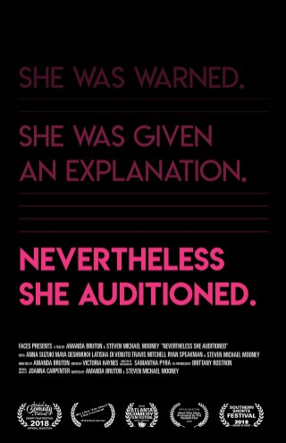 Nevertheless She Auditioned