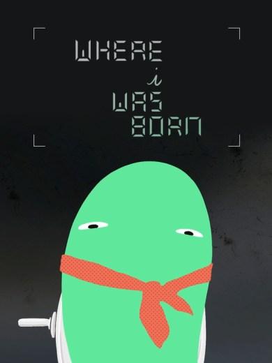 Where I Was Born poster