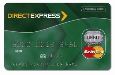 """How do I check the balance on my Direct Express card?"""