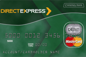 """direct express card"""
