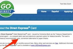 """Social Security Direct Express Debit Card Facts"""