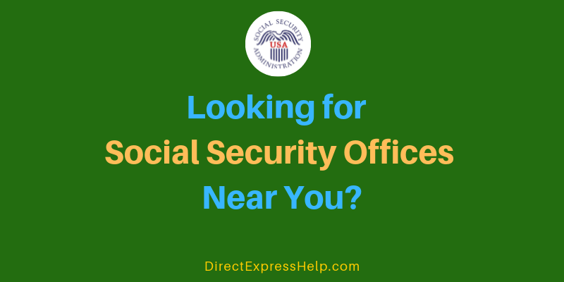 Fort Worth TX Social Security Office Locations