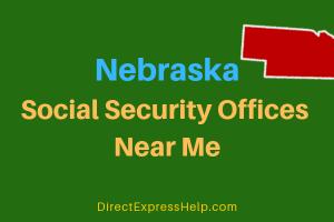 Nebraska Social Security Offices Near Me