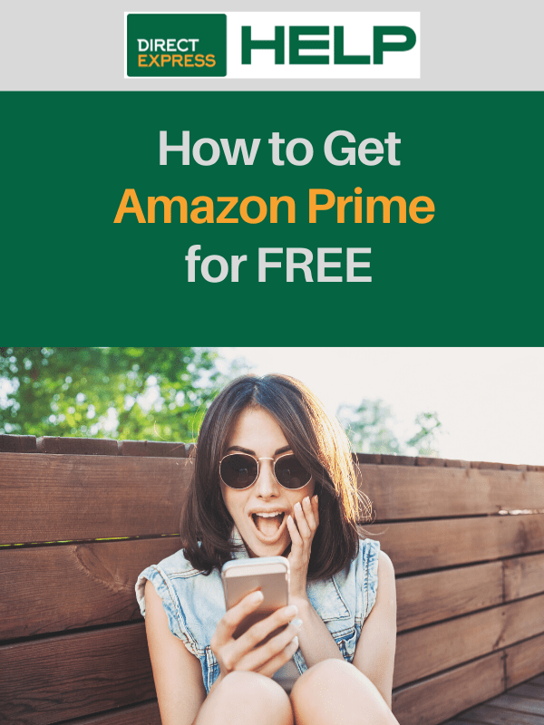 """Learn How to get Amazon Prime for free"""