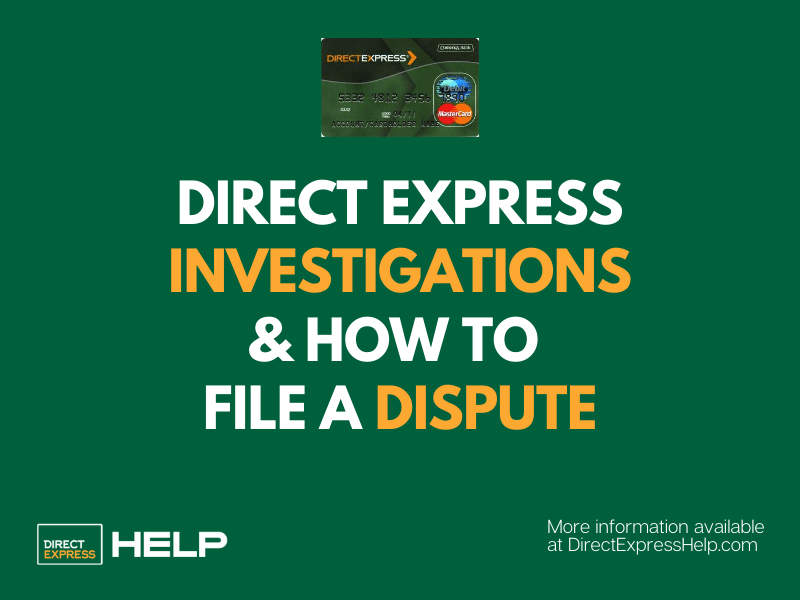 """Direct Express Investigations"""