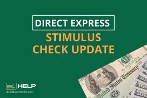 """""""Direct Express Stimulus Check"""""""