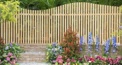 Wooden Panel & Closeboard Fencing