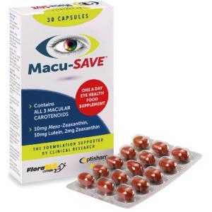 Macu-Save 30 Capsules