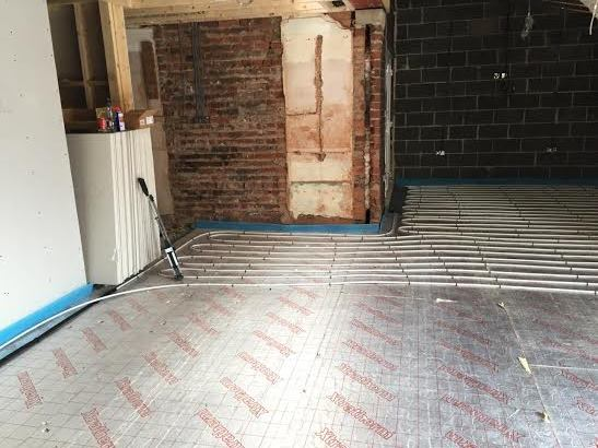 Your Guide to Snug Underfloor Heating