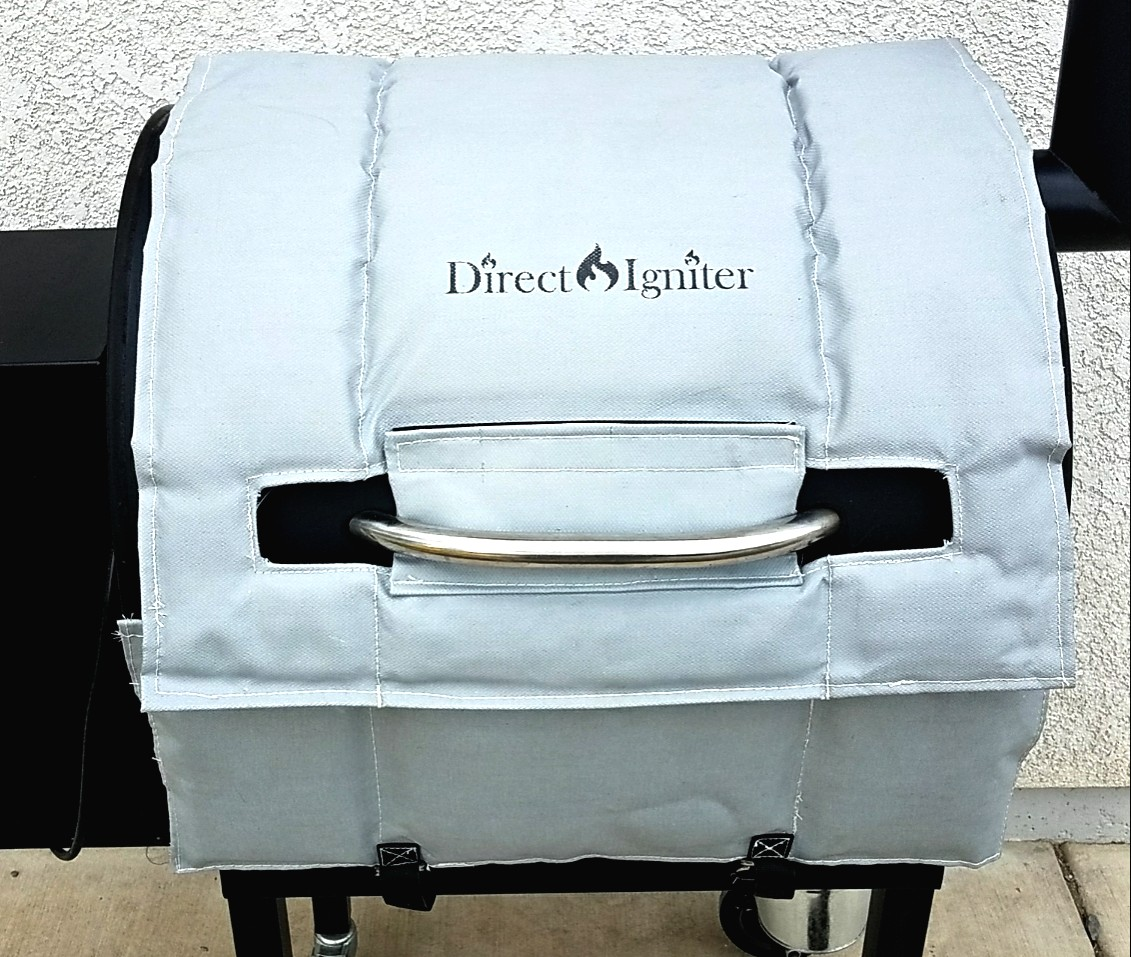Insulated Thermal Blanket Cover For Traeger Fits 070 Lil