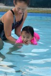 Yohanne's Afternoon Swim