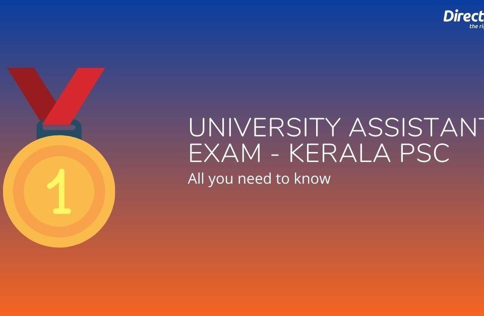 university assistant exam kpsc