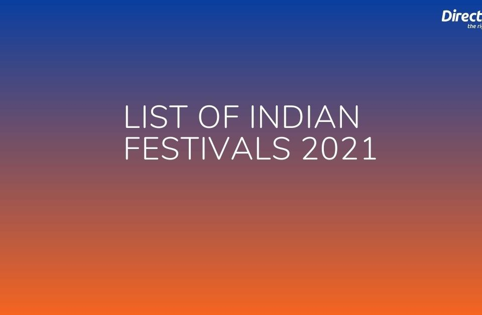 List of Indian festivals 2021