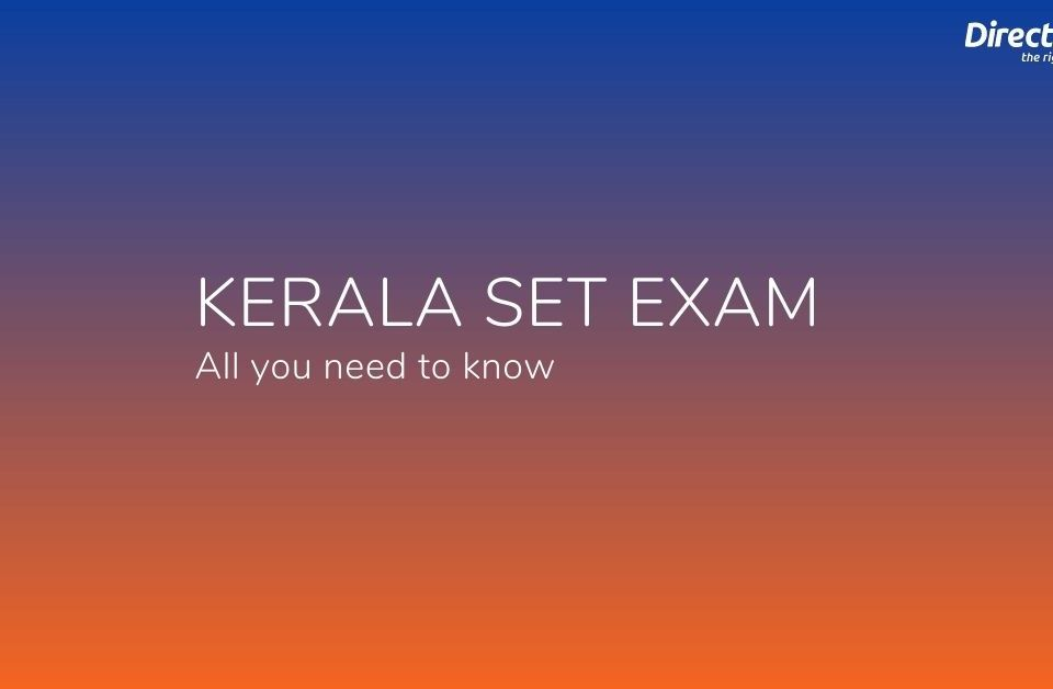 Kerala SET Exam