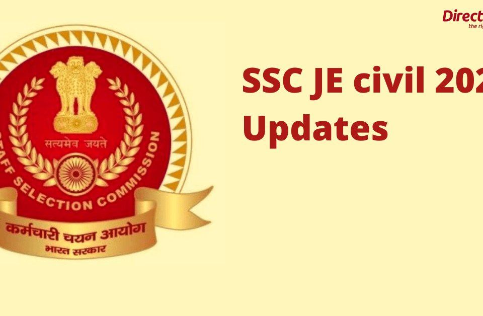 ssc je civil 2021
