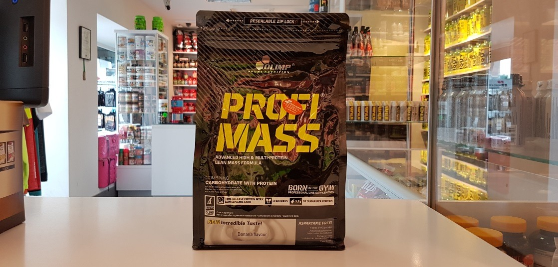Profi Mass - Olimp Muscle Power Częstochowa - sklep z suplementami i zdrową żywnością