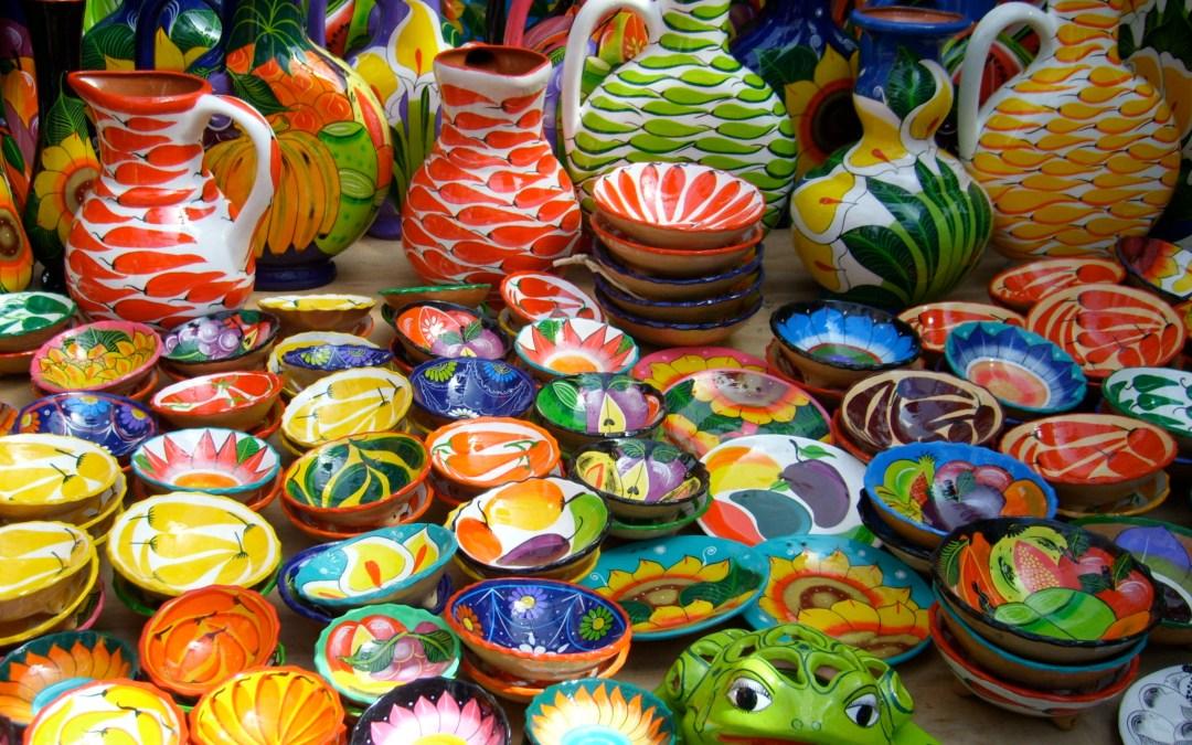 Abre una tienda de artesanías