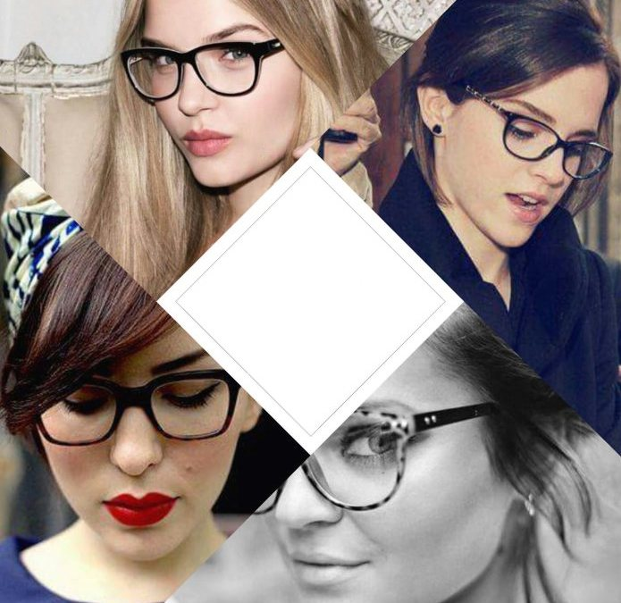 Maquillaje para #GirlsWithGlasses