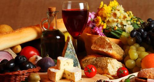 Comida típica de Francia