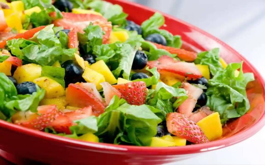 Dieta vegetariana para adelgazar y recuperar vitalidad