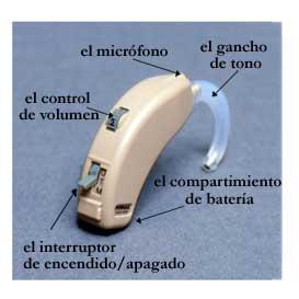 ¿Cómo funciona un aparato auditivo?