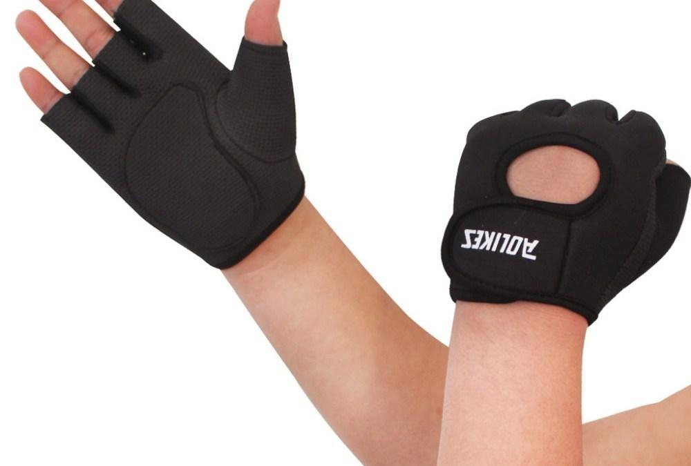 Cómo elegir los mejores guantes para el gimnasio
