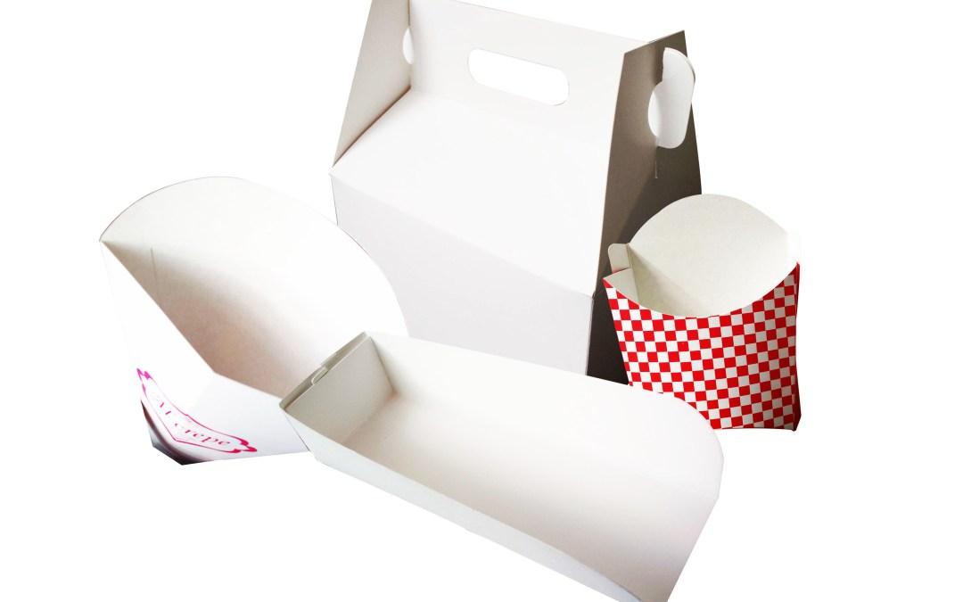 Tipos de cajas plegadizas