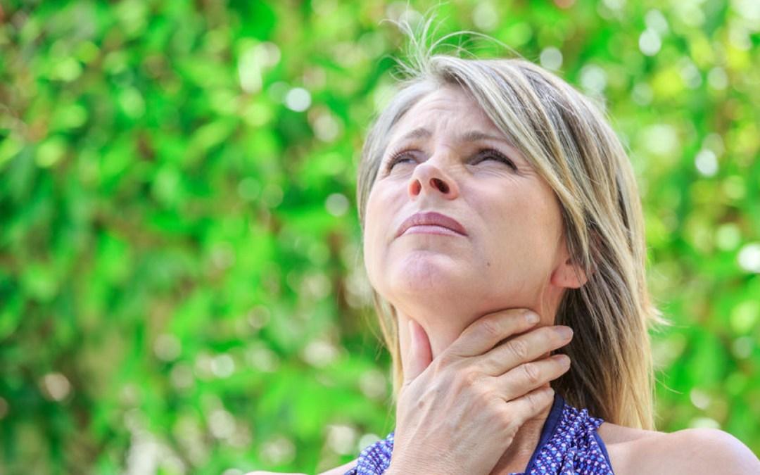 Dolor de garganta, faringitis y amigdalitis