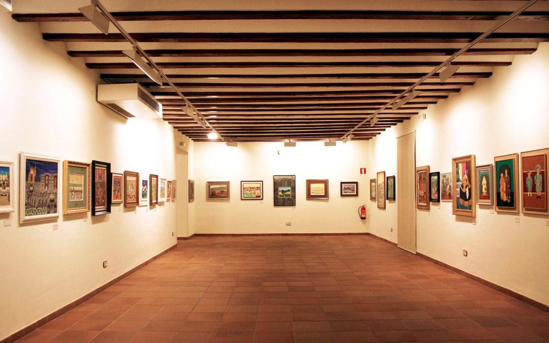 ¿Qué es una galeria de arte?