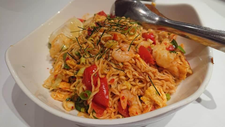 瓦城泰國料理-酸辣公仔麵