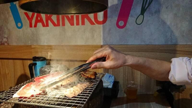 板橋燒肉王日式碳燒YAKINIKU烤肉
