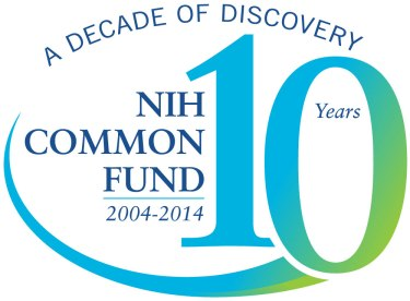 Common Fund 10th Anniversary Logo